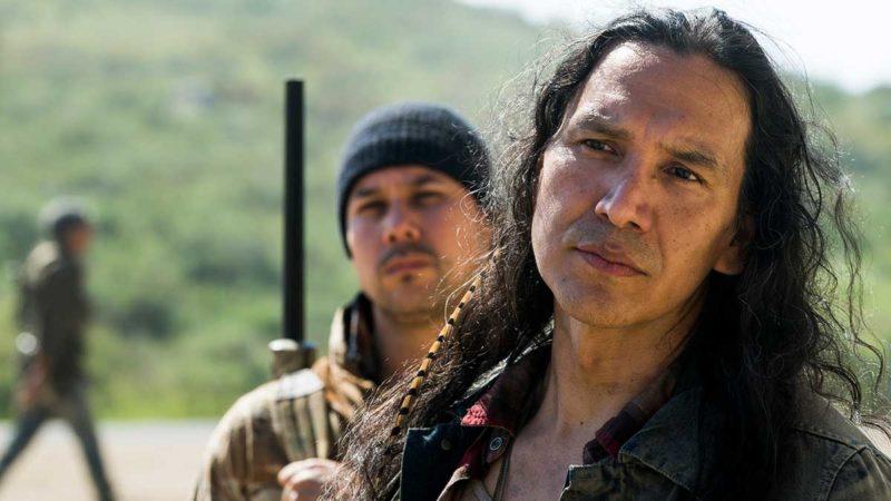 (SPOILERS) <em>Fear the Walking Dead</em> Q&#038;A — Michael Greyeyes (Walker)