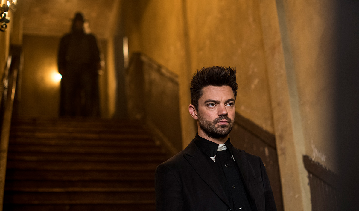 <em>EW</em> on Dominic Cooper&#8217;s Comic-Con Preview; <em>LA Times</em> on Herr Starr