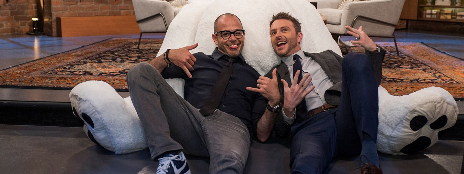 talking-with-chris-hardwick-episode-109-damon-lindelof-chris-hardwick-800×600