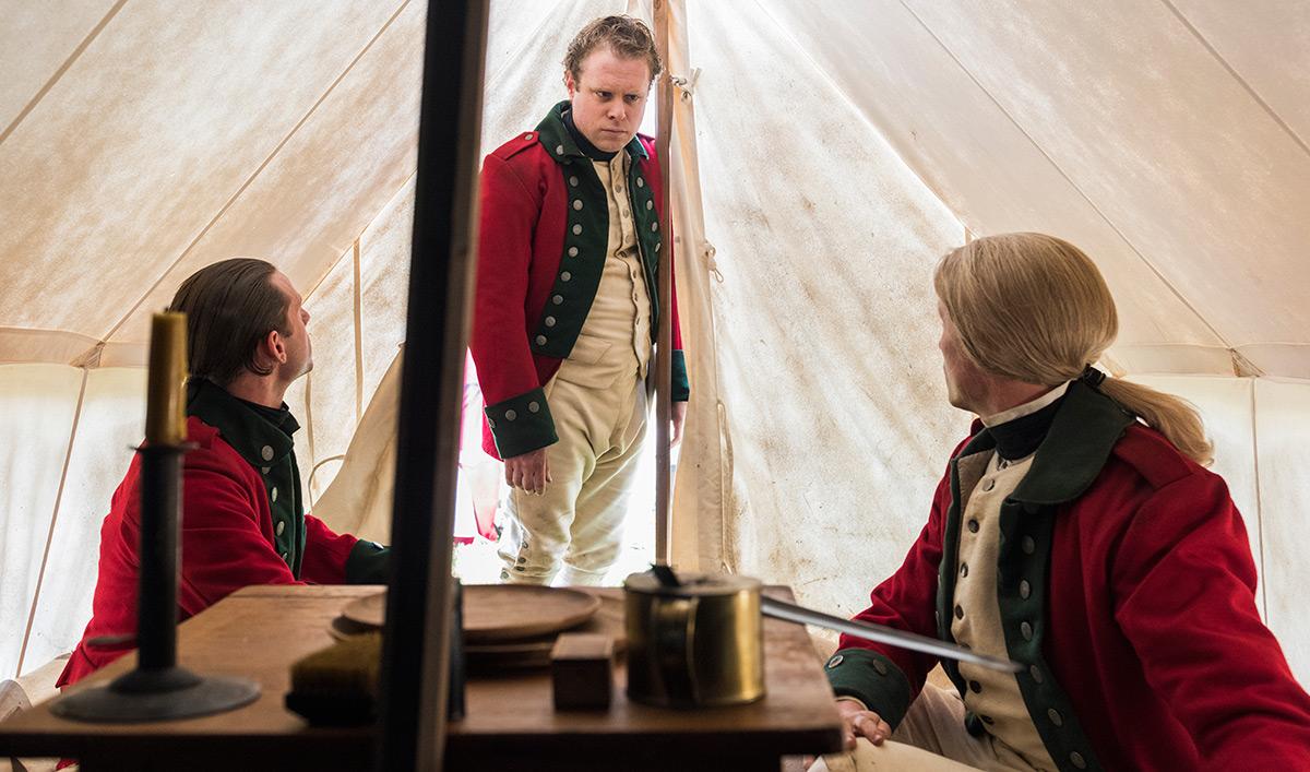 <em>TURN: Washington&#8217;s Spies</em> Season 4, Episode 8 Extras