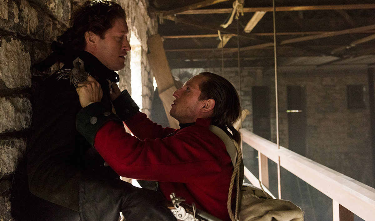 It's Abe vs. Simcoe in the Latest Episode