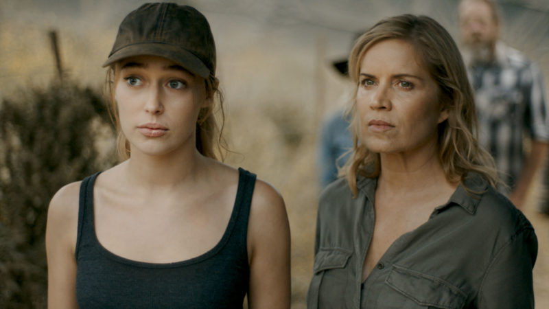 Fear the Walking Dead: A Look at the Second Half of Season 3