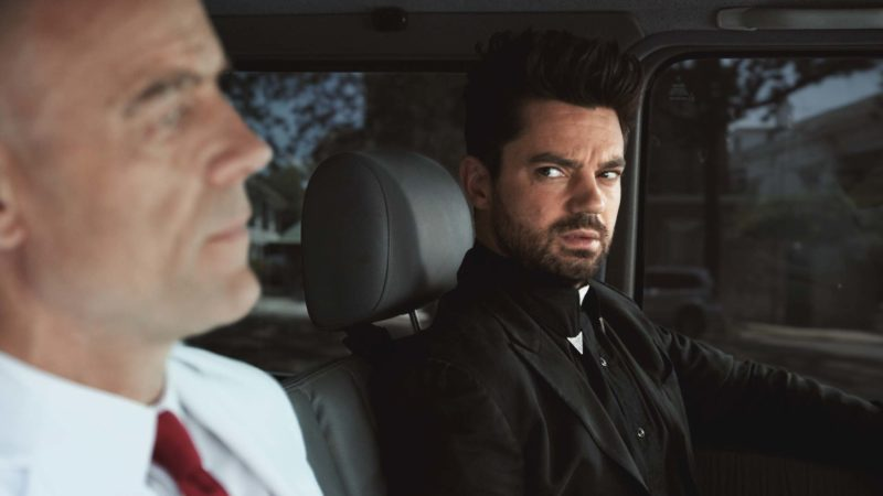 Preacher Talked About Scene: Season 2, Episode 10
