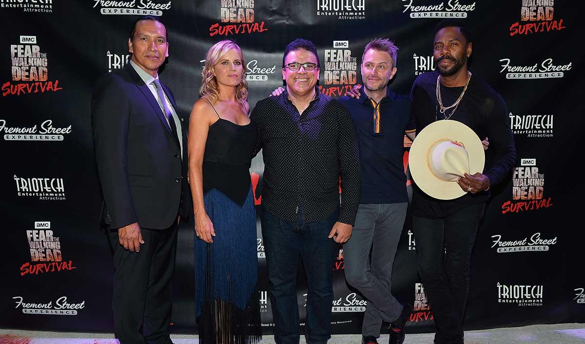 <em>Fear the Walking Dead Survival</em> Attraction Officially Open in Las Vegas