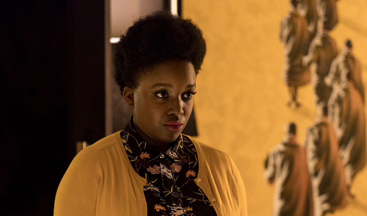 <em>Loaded</em> Q&#038;A — Lolly Adefope (Naomi)
