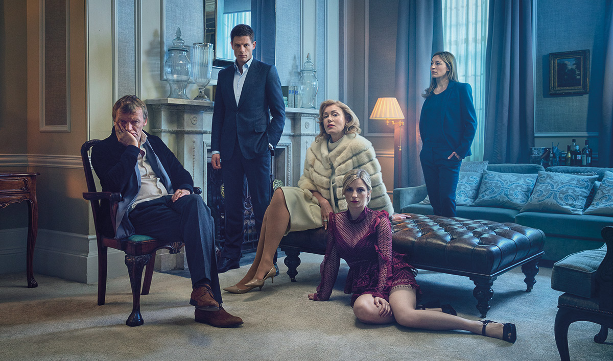 <em>Variety</em> on <em>McMafia</em> Premiere Date; <em>Deadline</em> Quotes James Norton