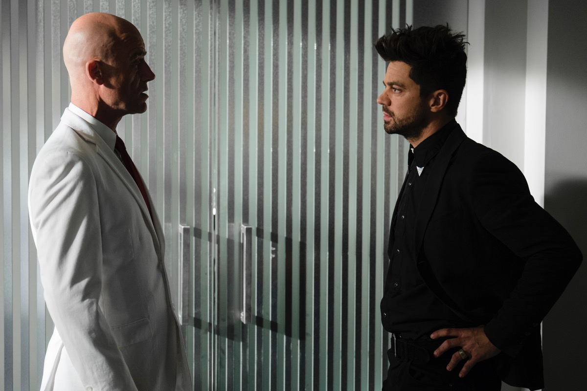 Extras for <em>Preacher</em> Episode 10