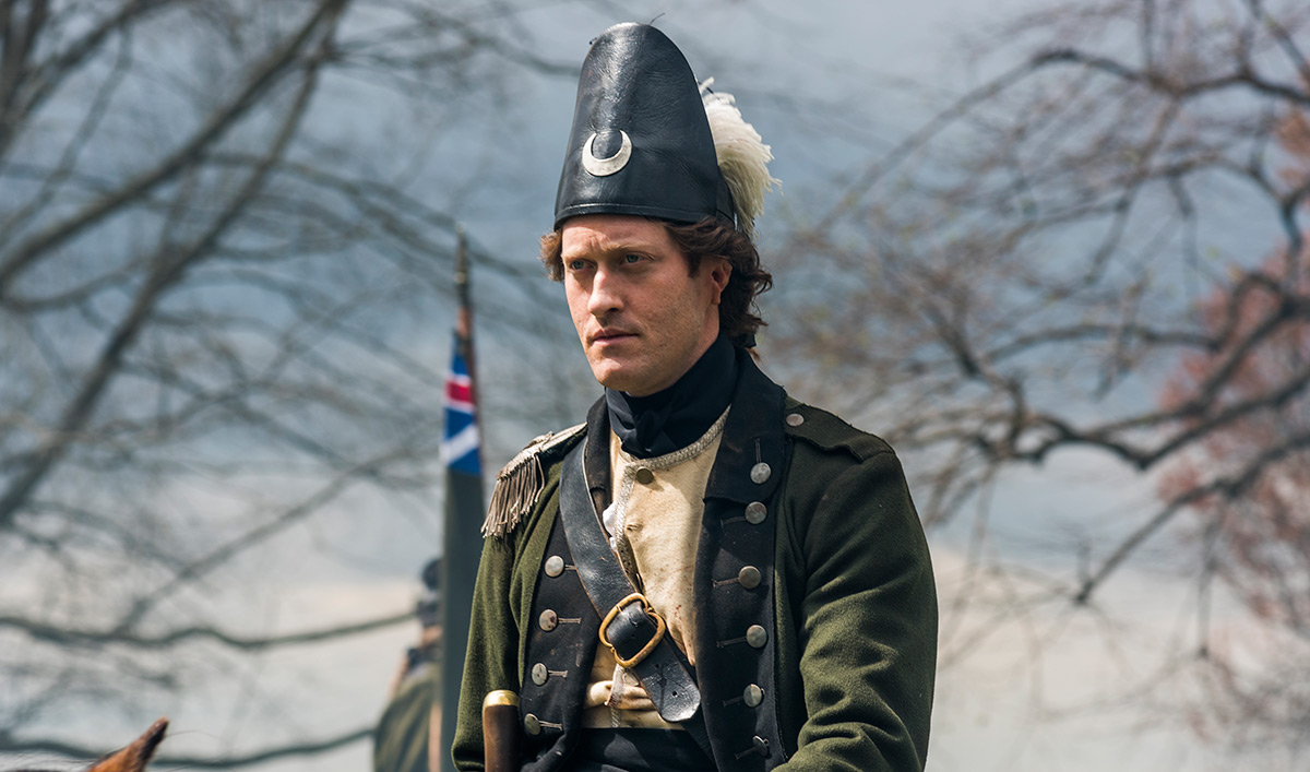 <em>TURN: Washington&#8217;s Spies</em> Q&#038;A &#8211; Samuel Roukin (John Graves Simcoe)