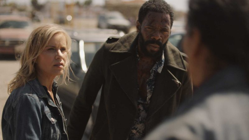 (SPOILERS) Fear the Walking Dead Talked About Scene: Season 3, Episode 10