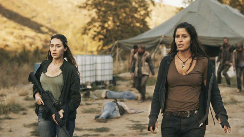 (SPOILERS) Fear the Walking Dead Talked About Scene: Season 3, Episode 12