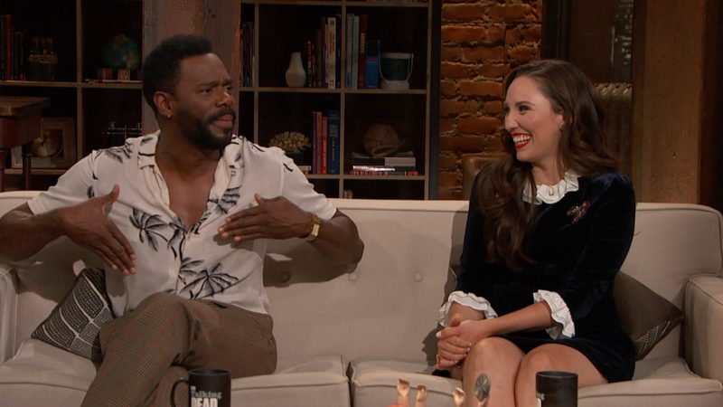 Bonus Scene: Talking Dead: Season 7, Episode 24
