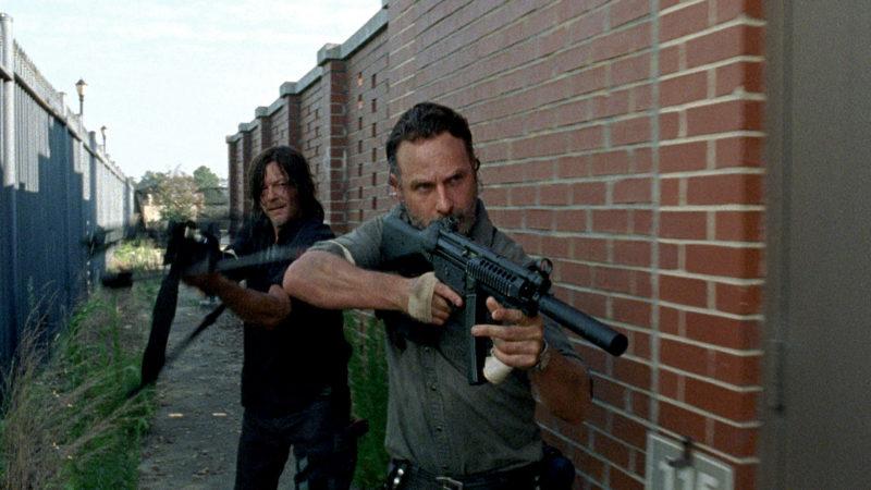 The Walking Dead Season 8 Teaser: Faith in Each Other