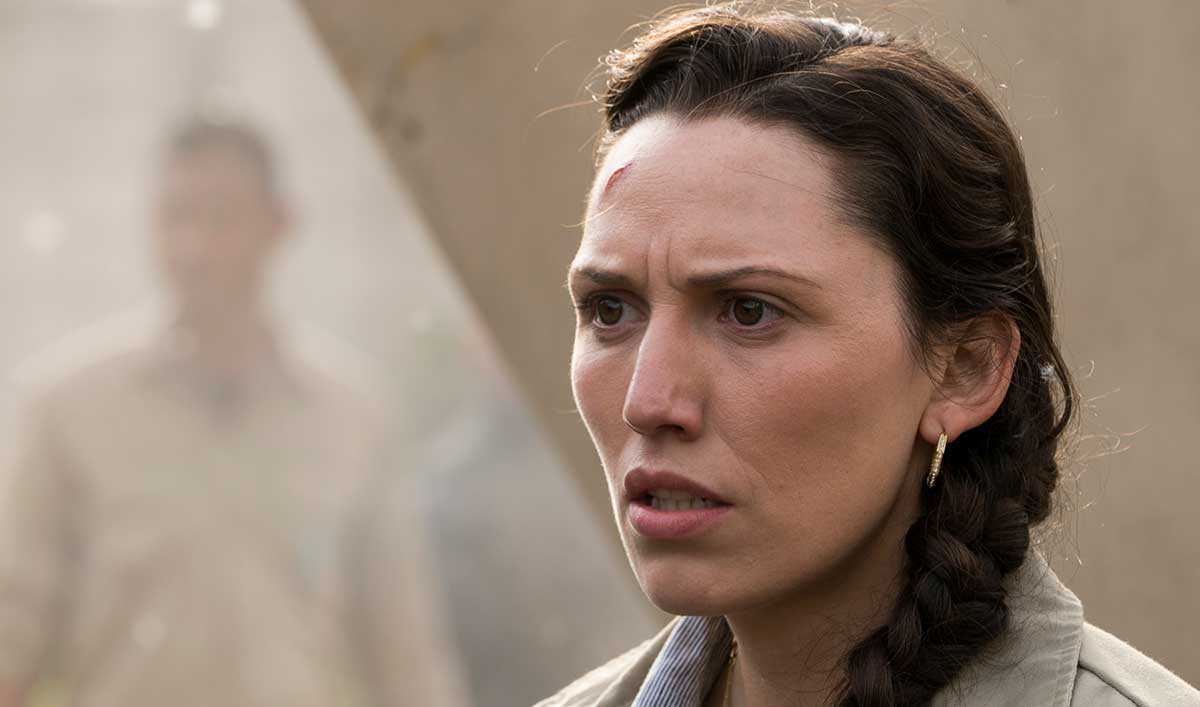 (SPOILERS) <em>Fear the Walking Dead</em> Q&#038;A — Lisandra Tena (Lola)
