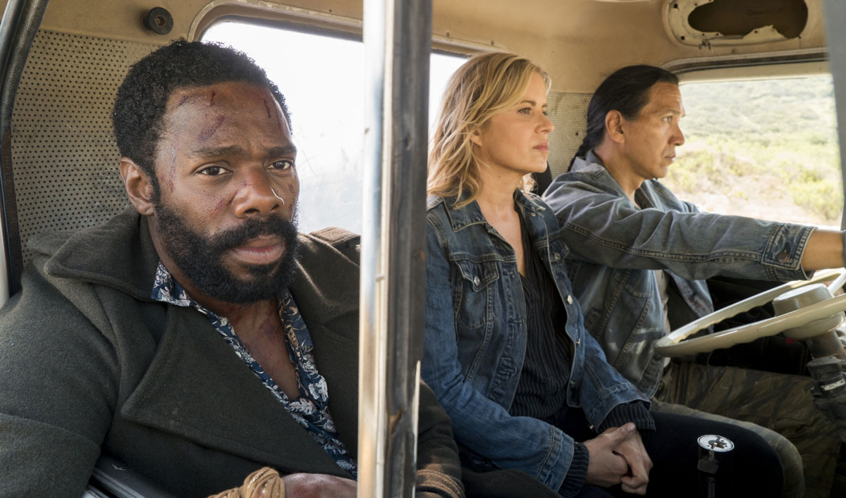 Will Daniel and Strand Be Able to Put Aside Their Differences in <em>Fear the Walking Dead</em> Episode 11?