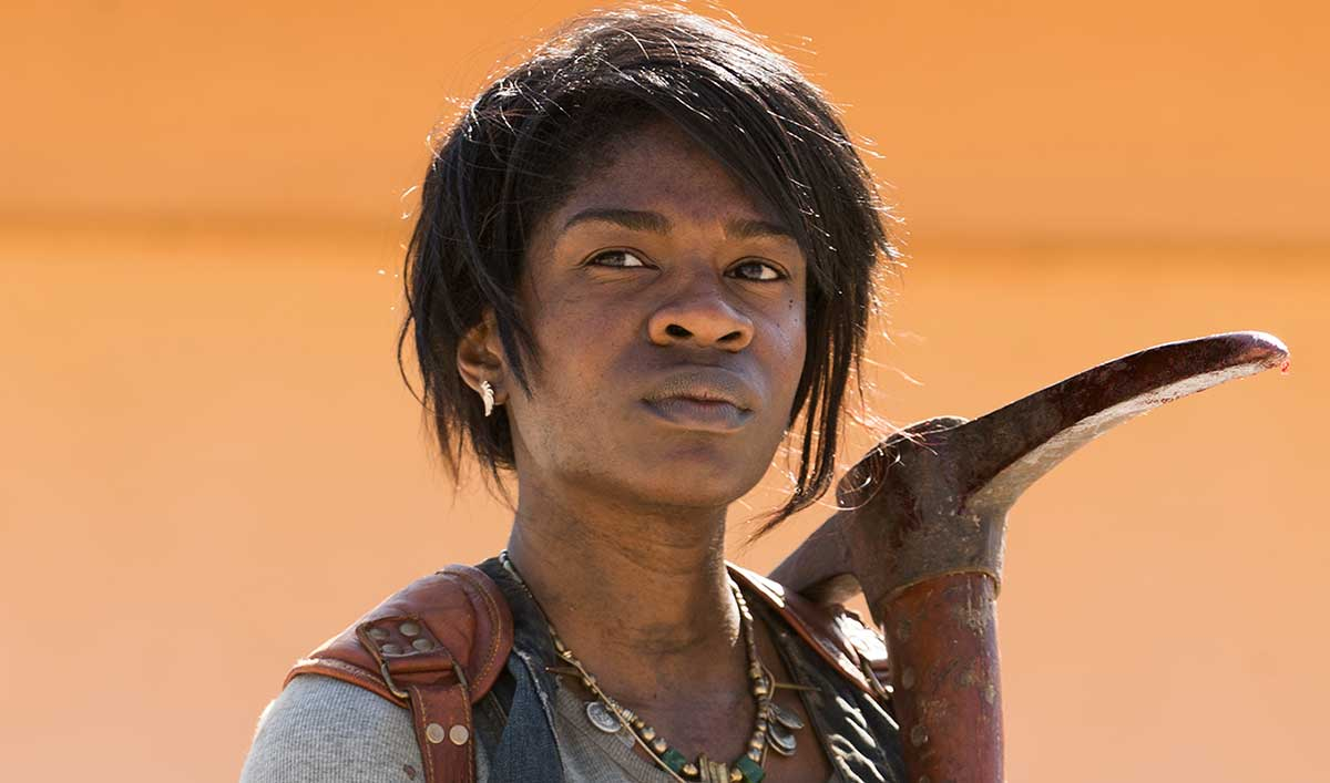 (SPOILERS) <em>Fear the Walking Dead</em> Q&#038;A — Edwina Findley (Diana)
