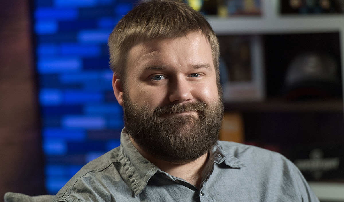<em>Robert Kirkman&#8217;s Secret History of Comics</em> Q&#038;A &#8212; Robert Kirkman (Executive Producer)