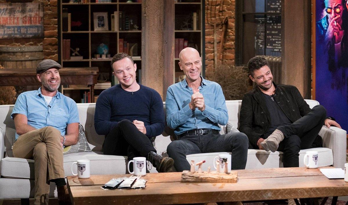 <em>Talking Preacher</em> Season 2 Finale Now Available on AMC.com and AMC Apps
