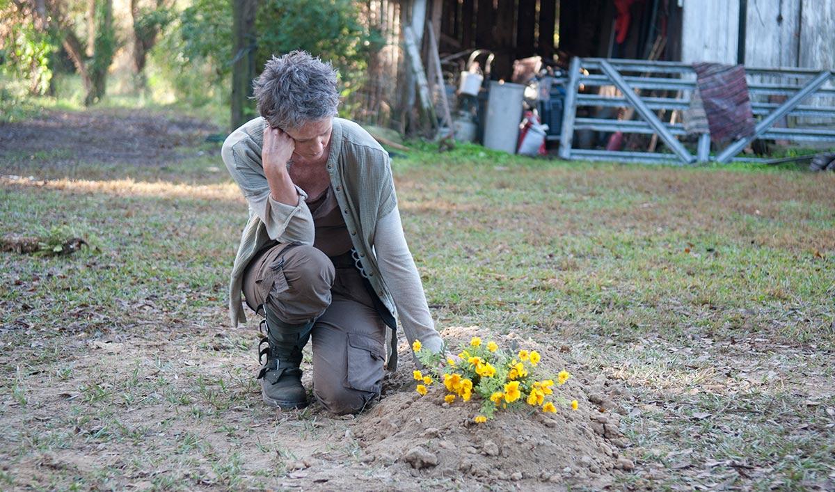 <em>TV Guide</em> Previews Season 8; Scott Gimple Discusses Carol With <em>TVLine</em>