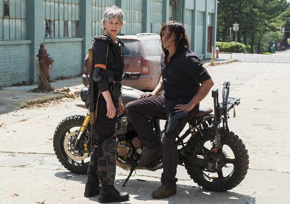 The Walking Dead Season 8 First-Look Photos