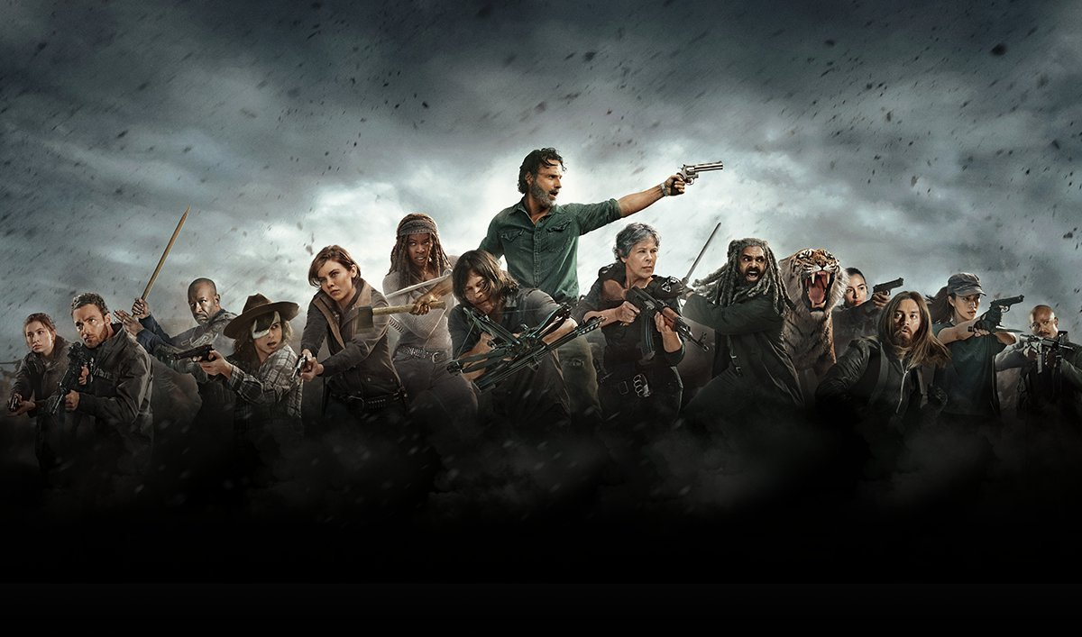 Get Ready for &#8220;All Out War&#8221; With <em>The Walking Dead</em> Season 8 Poster
