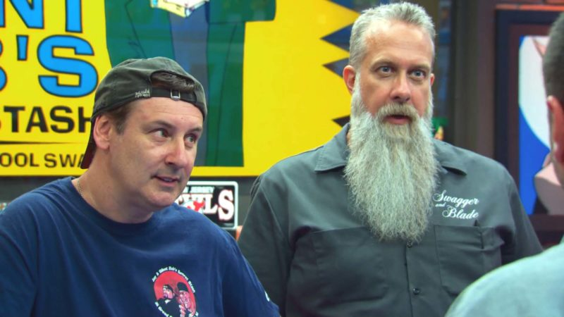 Comic Book Men Season 7 Teaser: Paint the Town Dead