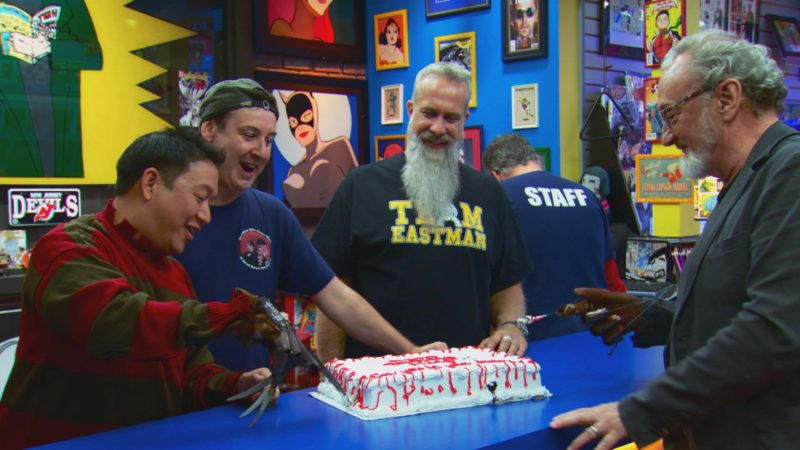 Comic Book Men Talked About Scene: Season 7, Episode 2