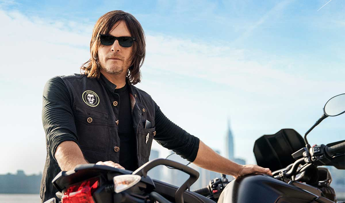 Enter for a Chance to Join Norman Reedus On Location Next Season