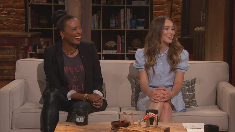 Bonus Scene: Talking Dead: Season 7, Episode 26