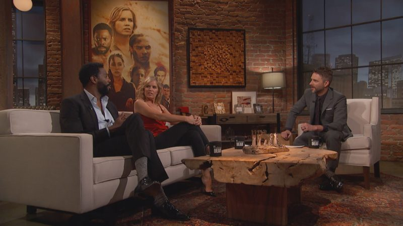 Bonus Scene: Talking Dead: Season 7, Episode 28