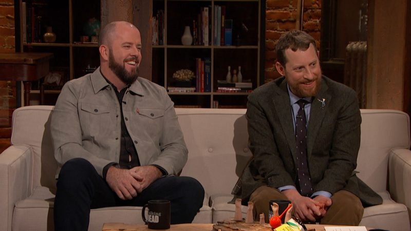 Bonus Scene: Talking Dead: Season 8, Episode 2