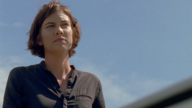The Walking Dead Season 8 Teaser: Maggie Goes to War