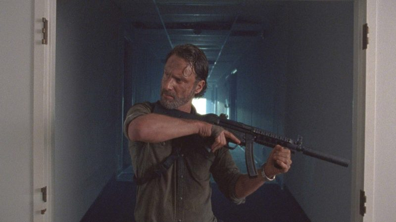 The Walking Dead Season 8 Teaser: All Out War