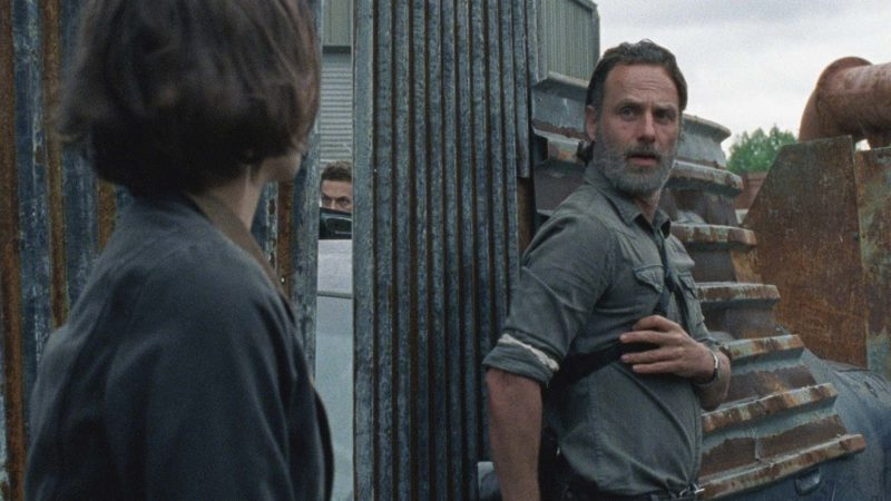(SPOILERS) Inside The Walking Dead: Season 8, Episode 1