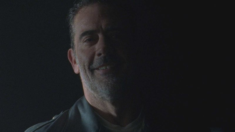 (SPOILERS) Talked About Scene From The Walking Dead: Season 8, Episode 1