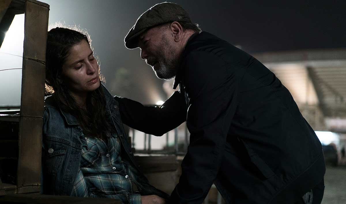 Daniel Finally Makes It to Ofelia in an Emotional Scene From <em>Fear the Walking Dead</em> Episode 14