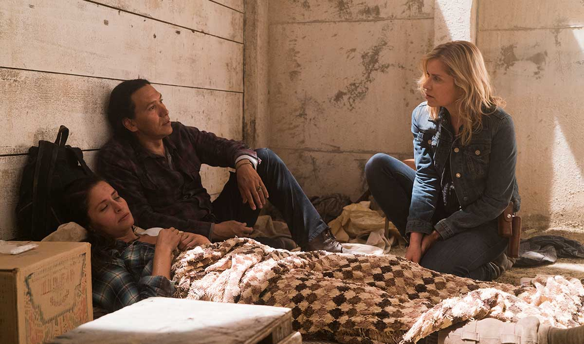 Will Ofelia and Daniel Be Reunited in <em>Fear the Walking Dead</em> Episode 14?