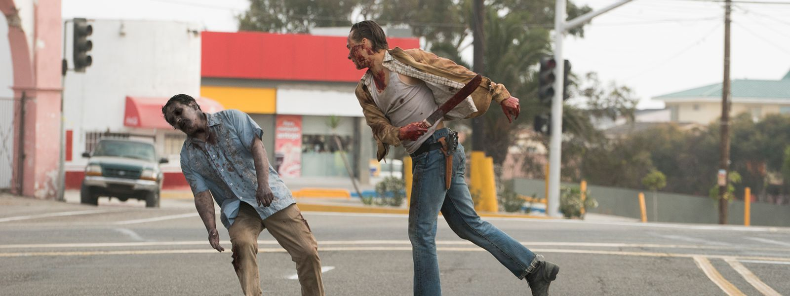 Fear The Walking Dead Season Episode And Cast Information