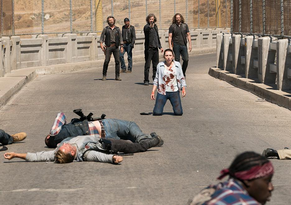 Fear the Walking Dead Season 3 Photos