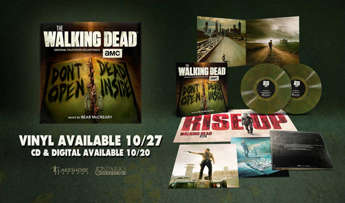 Long-Awaited Score Soundtrack to <em>The Walking Dead</em> Now Available