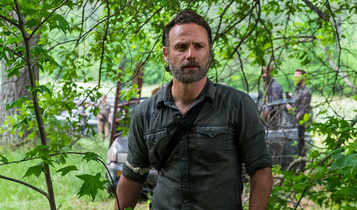 Extras for the Season 8 Premiere of <em>The Walking Dead</em>