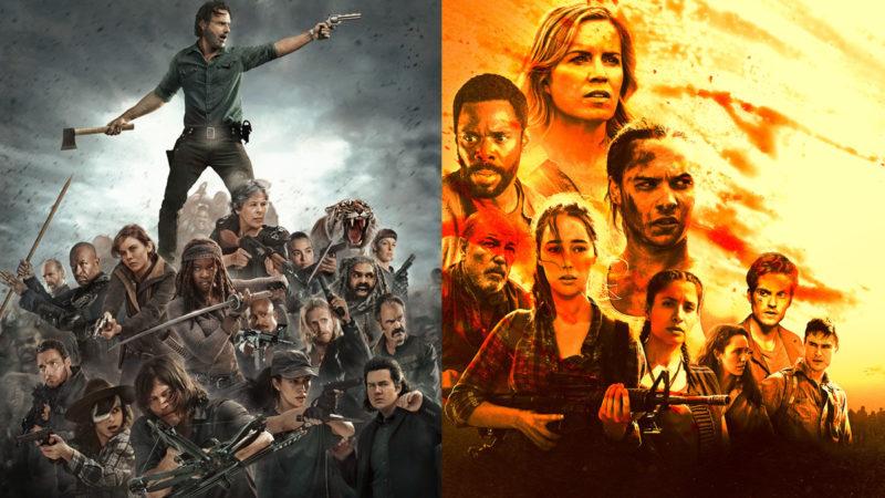 Robert Kirkman Announces <em>The Walking Dead</em> and <em>Fear the Walking Dead</em> Crossover