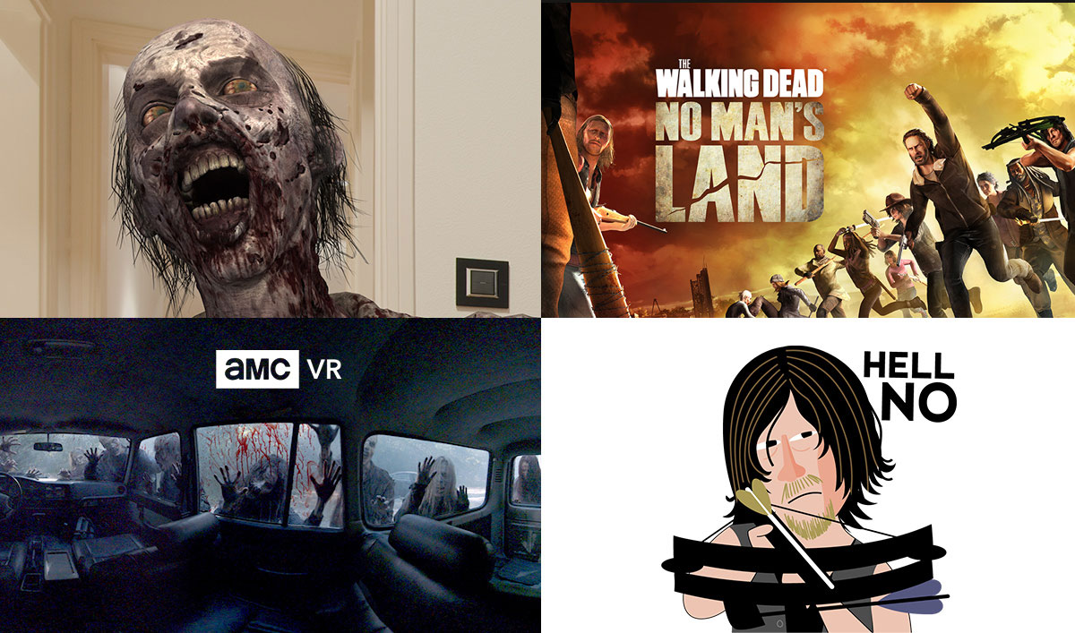 Four Interactive Features to Take Your <em>The Walking Dead</em> Experience to the Next Level