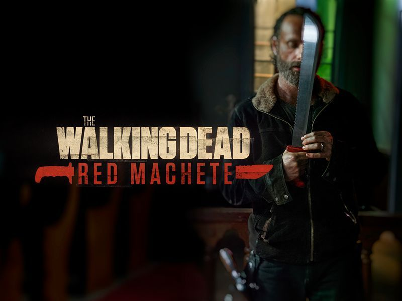 the walking dead red machete 800200 Full Episode AMC Conversations