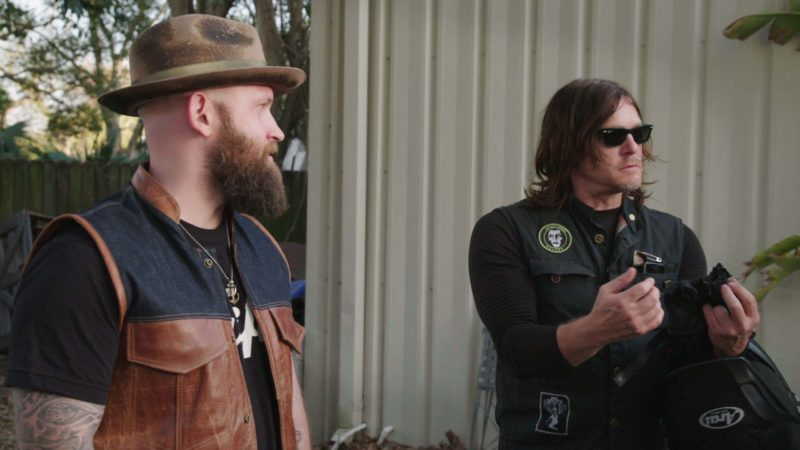 Ride With Norman Reedus Diary: Season 2, Episode 2