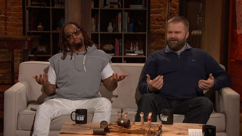 Bonus Scene: Talking Dead: Season 8, Episode 4