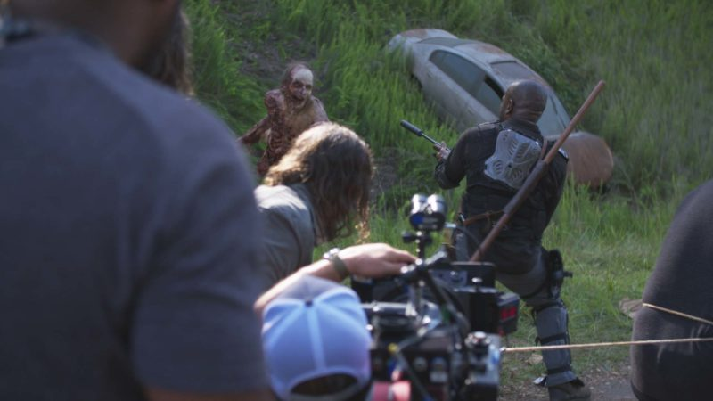 (SPOILERS) Making of The Walking Dead: Season 8, Episode 3