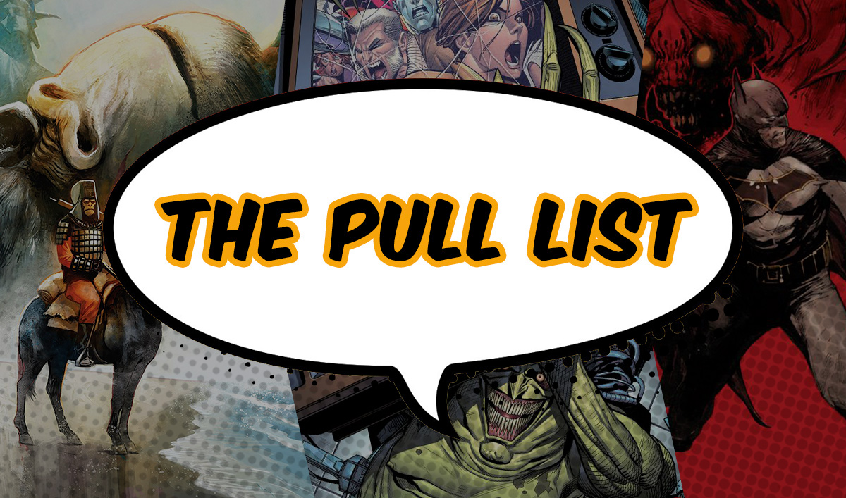 <em>Comic Book Men</em> Pull List: Week of November 8, 2017