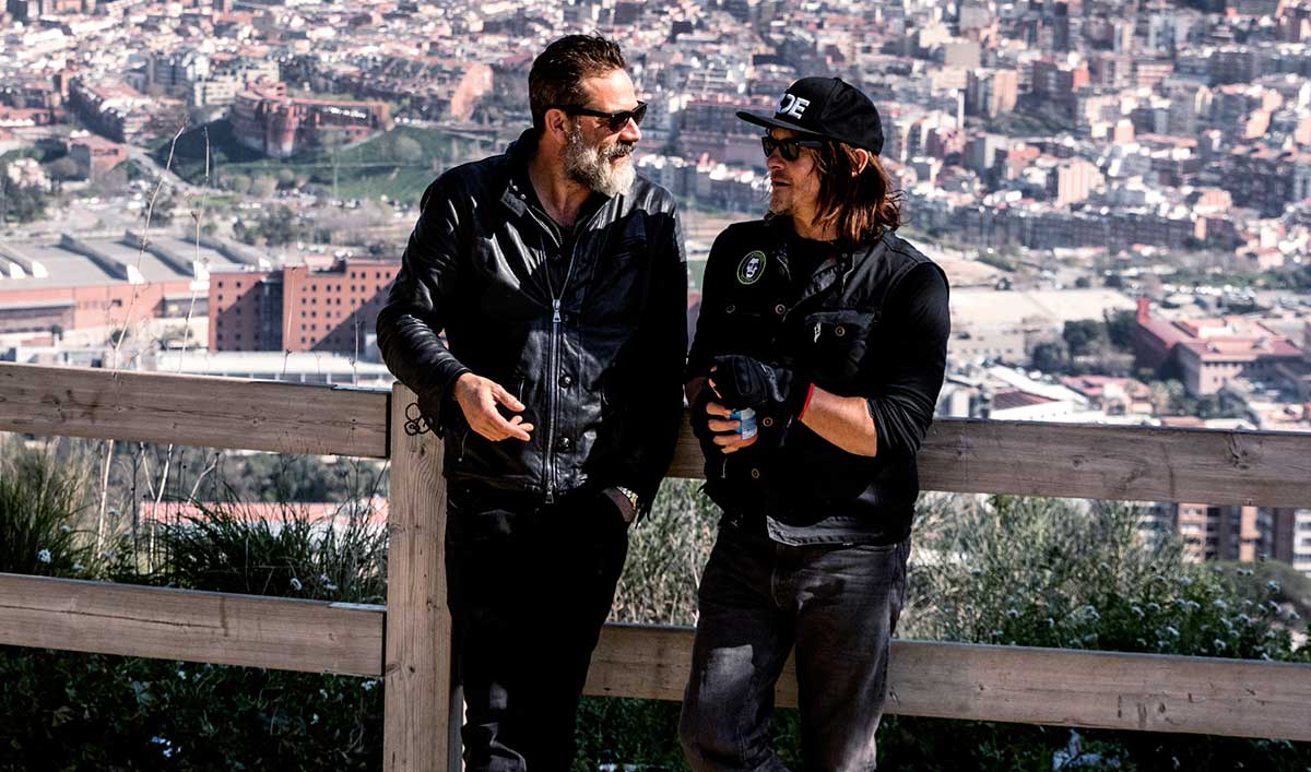 Daryl and Negan Take on Spain in the Season 2 Premiere
