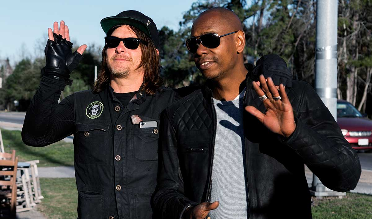 <em>Ride</em> Diary: Norman and Dave Chappelle Fight Off Unwanted Guests