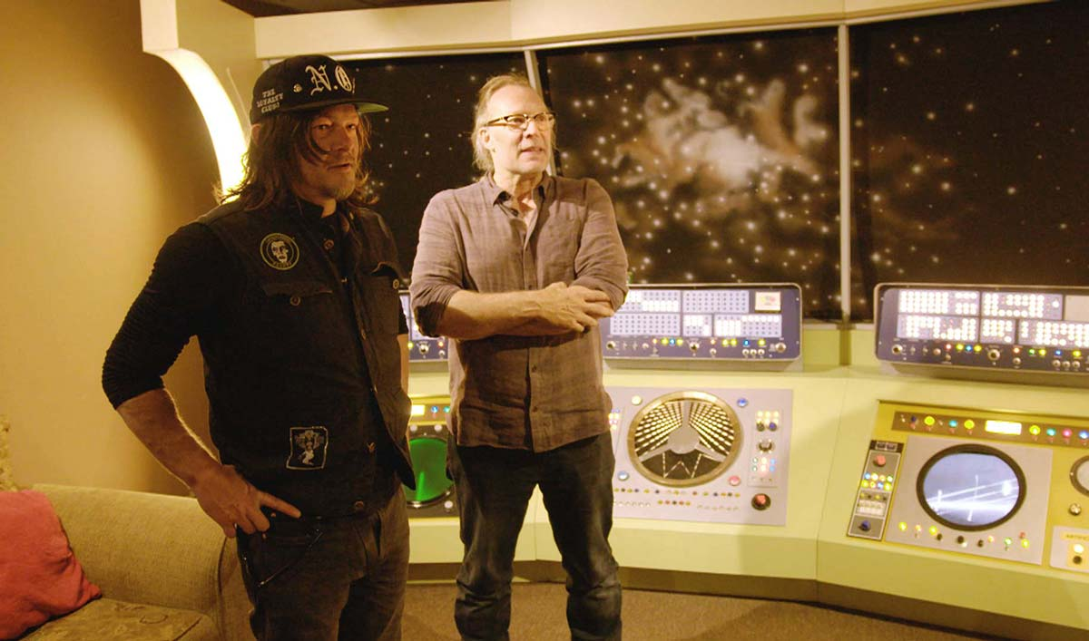 Get a Tour of Greg Nicotero's Studio in This Scene From the Latest Episode